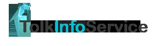 Tolk Info Service Logo